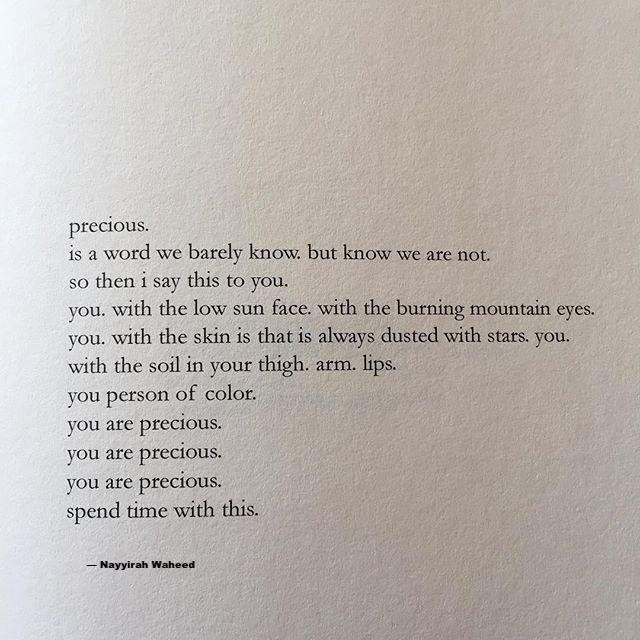 precious by NW