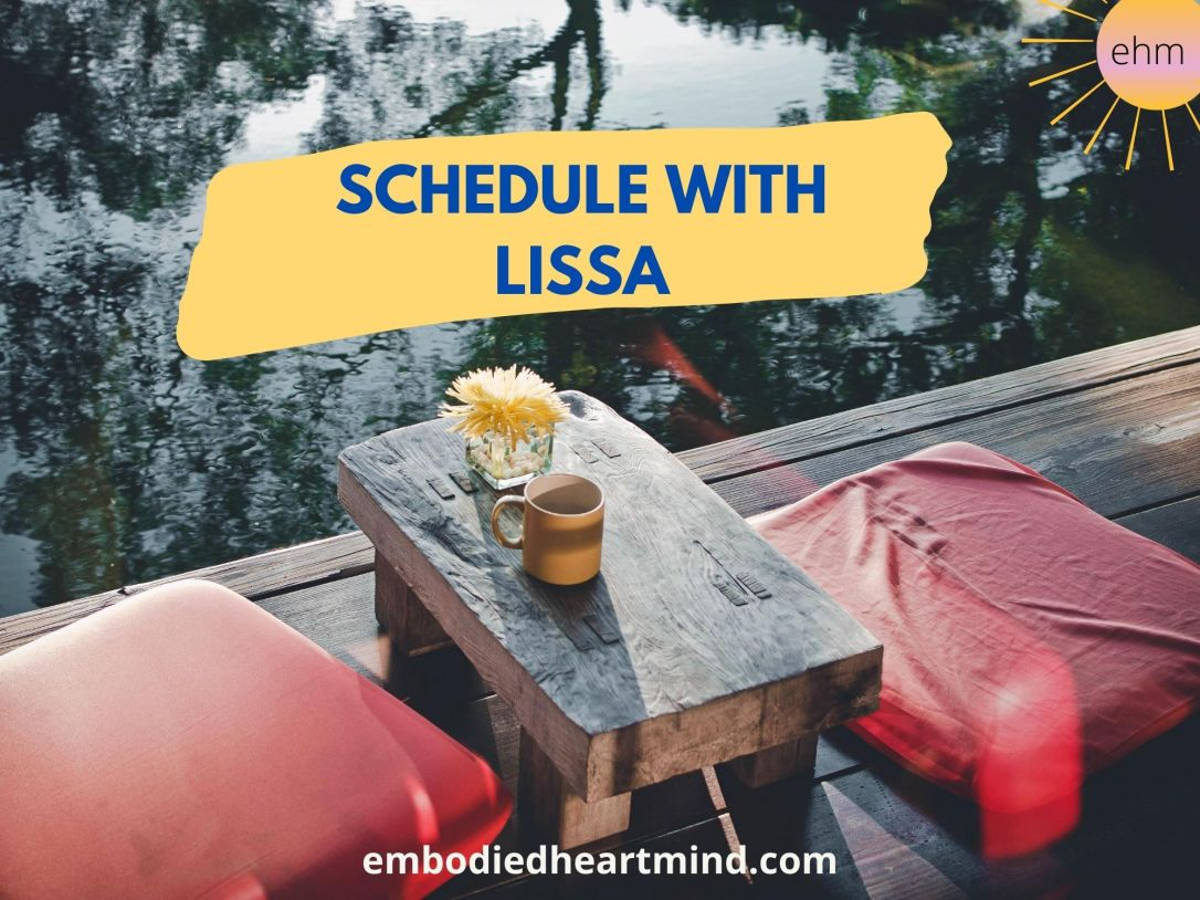 schedule with lissa