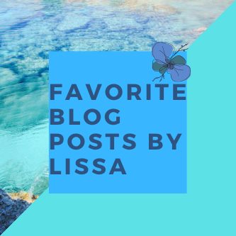 Image with text Favorite Blog Posts